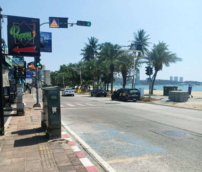 Pattaya's biggest Songkran party makes way for empty streets   News by Thaiger