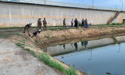 Man drowns in waste treatment pond after fleeing police checkpoint | Thaiger
