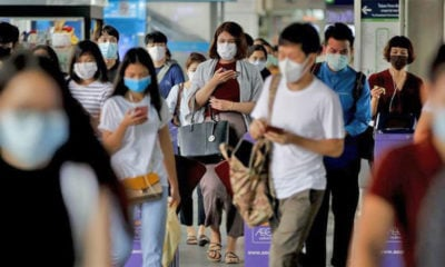 Thailand's new Covid-19 infections drop to 32 today, 0 deaths reported | Thaiger