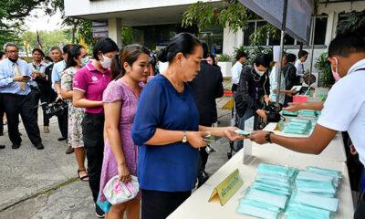 Phuket Governor enforces wearing of face masks | Thaiger