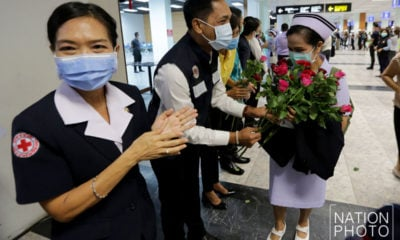 Medical team from Songkhla come to Phuket to help during Covid-19 outbreak | The Thaiger