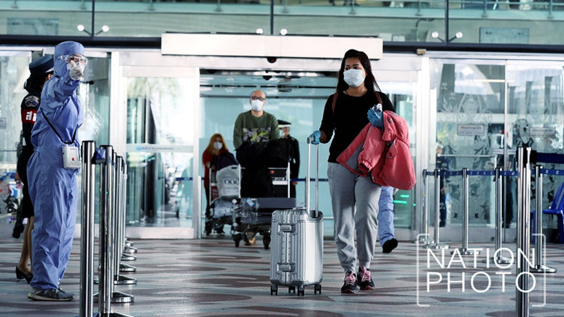 31 Thai returnees from Russia quarantined, 3 hospitalised with fever   News by Thaiger