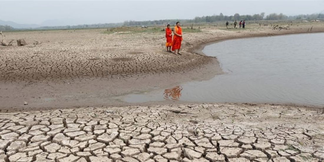 Thailand facing double whammy – Covid-19 and worsening seasonal drought | Thaiger