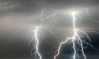 Thunderstorms in the South, heatwave in the North | The Thaiger