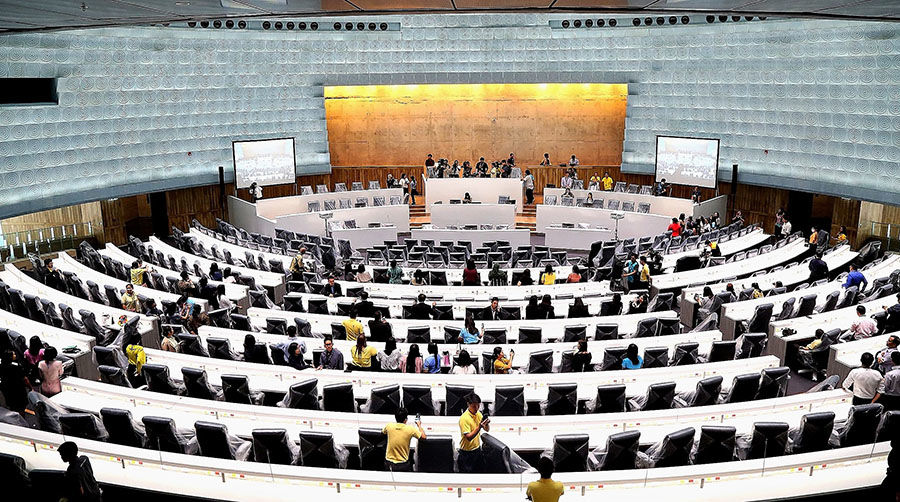 Government refuses Opposition's request for debate on executive decrees | Thaiger