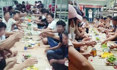 Quảng Bình: Tụ tập ăn nhậu trong khu cách ly   The Thaiger