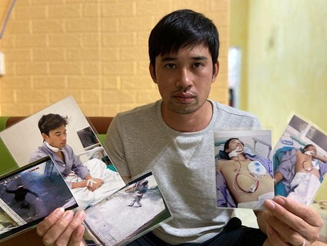 Vụ án 'đại gia' Đường Nhuệ Thái Bình: Đánh người ngay trụ sở công an; đình chỉ vụ án vì... không xác định được bị can | News by Thaiger