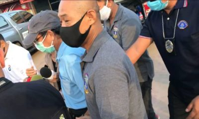 Thai school director turns himself in after allegedly molesting one of his students | Thaiger
