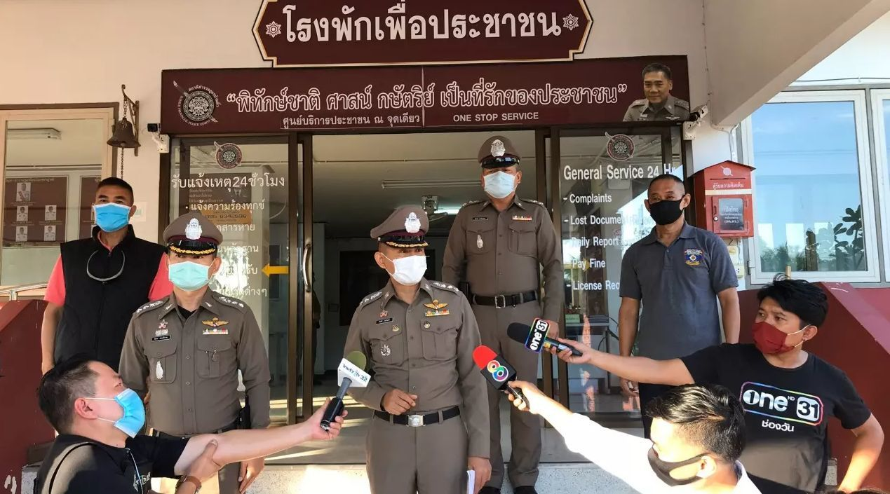 Thai school director turns himself in after allegedly molesting one of his students | News by Thaiger