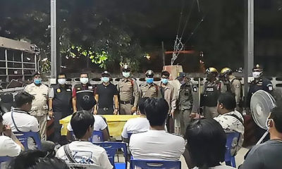 30 arrested for violating emergency decree, 18 teens jailed | The Thaiger