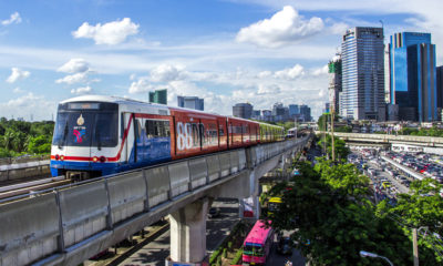 Four more Skytrain stations slated to open in June | Thaiger
