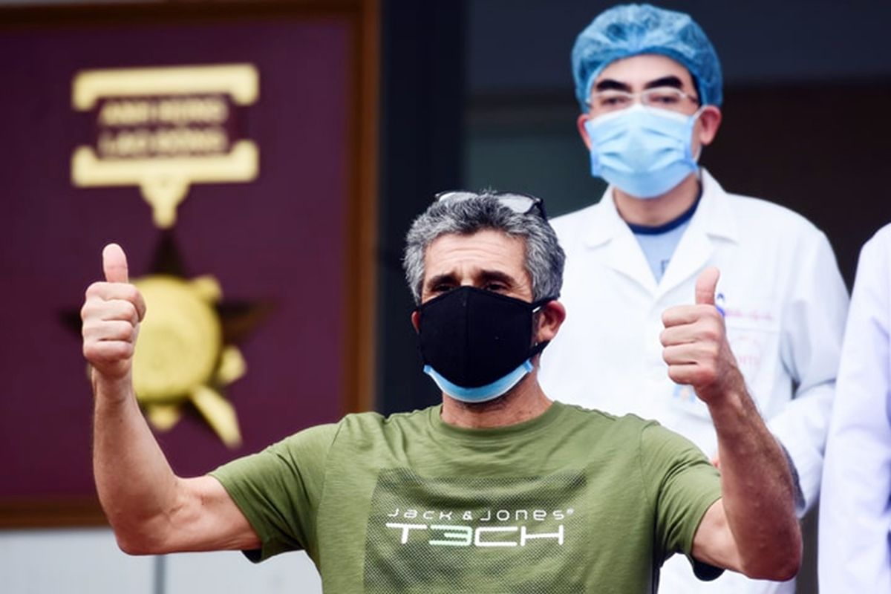 Cập nhật COVID-19 tại Việt Nam (Chiều 2/4): Thêm 11 bệnh nhân nCoV khỏi bệnh | News by Thaiger