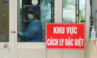 Cập nhật tình hình COVID-19 tại Việt Nam (Sáng T7 25/4): Không ghi nhận ca nhiễm nCoV mới | Thaiger