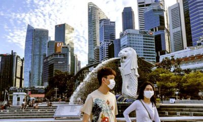 Singapore hit by a second wave of coronavirus cases | Thaiger