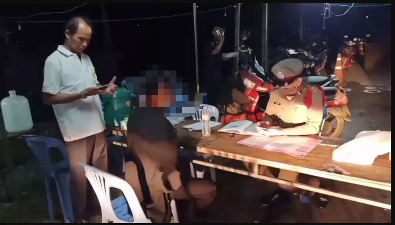 Village headman fires 8 bullets into an officer at a check point in northern Thailand | News by Thaiger