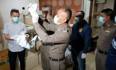 Bangkok police arrest 6 Vietnamese in mask hoarding sting | The Thaiger