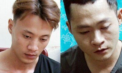 Quảng Ngãi: Hai tên cướp ngân hàng Vietcombank bị bắt | The Thaiger