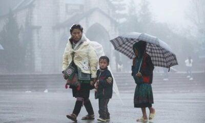 Dự báo thời tiết: Miền Bắc đón không khí lạnh, miền núi rét đậm rét hại | The Thaiger