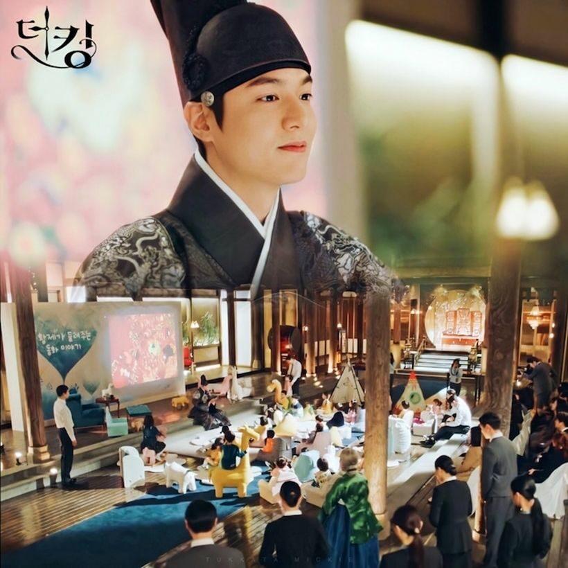 """Tập 1 """"Quân vương bất diệt"""" của Lee Min Ho bị Knet chê nhiều hơn khen   Thaiger"""