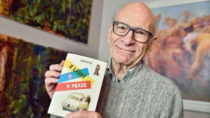 Đạo diễn 'Tom & Jerry' - Gene Deitch qua đời ở tuổi 95   News by Thaiger