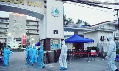 Cập nhật COVID-19 tại Việt Nam (Tối 1/4): Tổng số ca nhiễm nCoV lên 218 người | The Thaiger