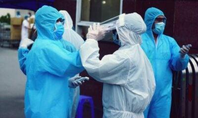 Cập nhật COVID-19 tại Việt Nam (Sáng 1/4): Tổng số ca nhiễm nCoV lên 212 người | The Thaiger