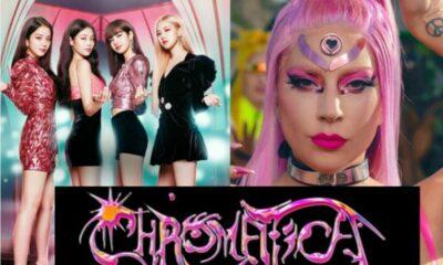 Lady Gaga cộng tác với Black Pink trong album mới | Thaiger