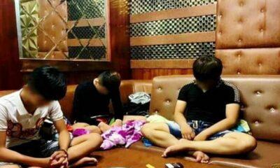 Đồng Nai: Giữa thời điểm dịch Covid-19, tụ tập 'chơi' ma túy trong quán karaoke | The Thaiger