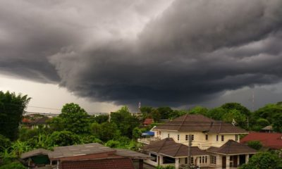 Tropical storms on the menu today for northeastern, northern and central provinces | The Thaiger