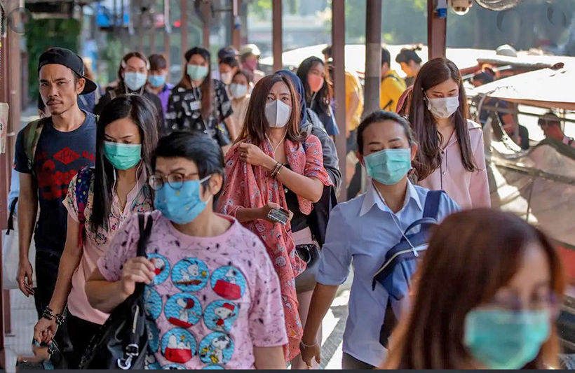 New Covid-19 cases fall to 45 in Thailand | Thaiger