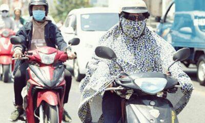 Dự báo thời tiết cuối tuần: Miền Bắc nắng nóng diện rộng | The Thaiger