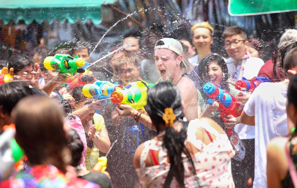 This year Thailand gets 6 days to celebrate Songkran holiday   Thaiger