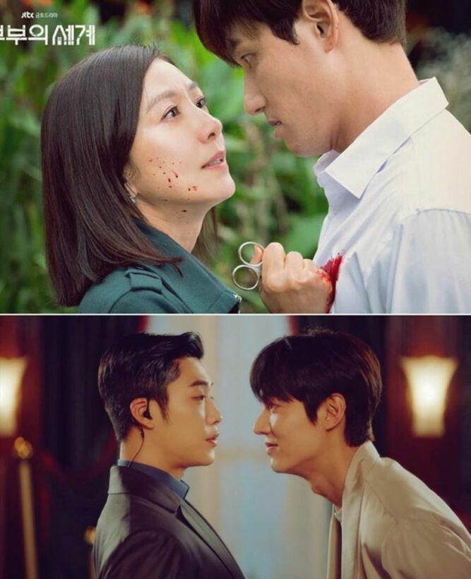'Thế Giới Hôn Nhân' vượt mặt 'Quân Vương Bất Diệt' của Lee Min Ho để leo top 1 từ khoá xứ Hàn | Thaiger