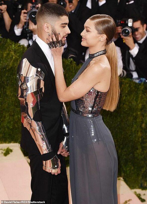 Siêu mẫu Gigi Hadid mang thai 5 tháng với bạn trai Zayn Malik | News by Thaiger