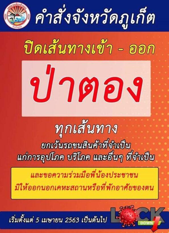 10 new coronavirus cases in Phuket today (Sunday)   News by Thaiger
