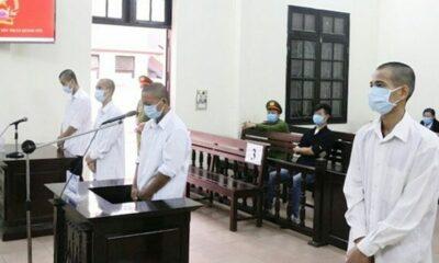 Quảng Ninh: Phạt tù 4 thanh niên đánh cán bộ công an đi tuần tra phòng Covid-19 | The Thaiger