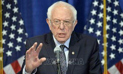 Hoa Kỳ: Ông Bernie Sanders rút lui khỏi cuộc đua tranh cử Tổng thống Mỹ | Thaiger