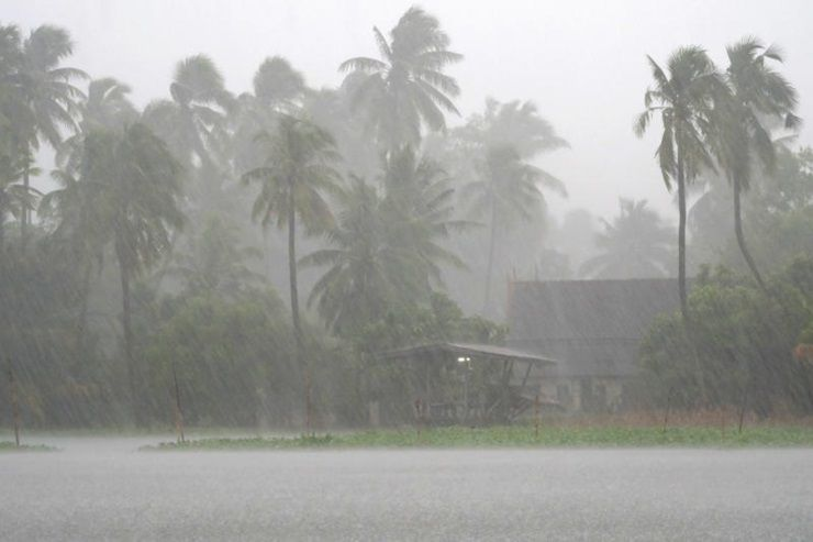 Summer storm warning for 55 of Thailand's 76 provinces | News by Thaiger