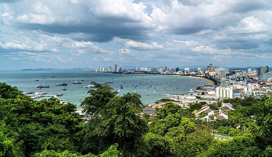 Domestic tourists give Pattaya a boost over holiday weekend   Thaiger