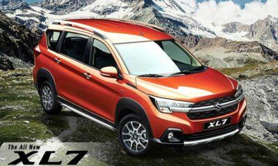 'Thách thức' Mitsubishi Xpander Cross, Suzuki XL7 chốt giá từ 589 triệu đồng | Thaiger