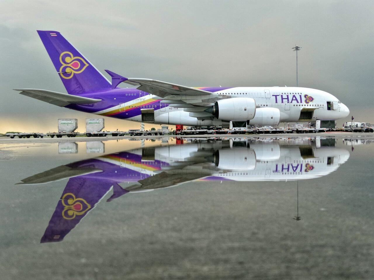 Thai Airways to provide flights to some international destinations this month | Thaiger
