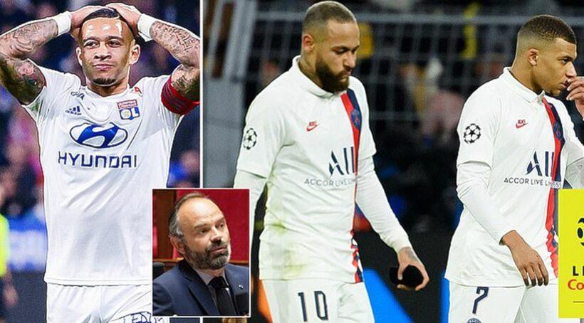 Pháp: Giải Ligue 1 bị hủy do Thủ tướng ra lệnh cấm bóng đá vì dịch Covid-19 | Thaiger