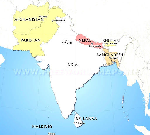 South Asia risks becoming the next epicentre for Covid-19 pandemic   News by Thaiger