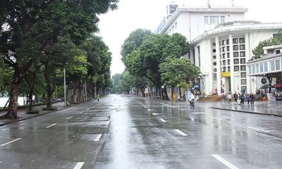 Dự báo thời tiết: Miền Bắc có mưa giông trong nhiều ngày | The Thaiger