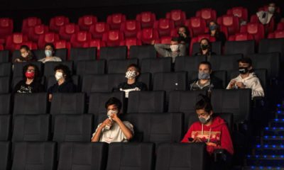 New rules for Thai cinemas to re-open in Phase 3 | The Thaiger