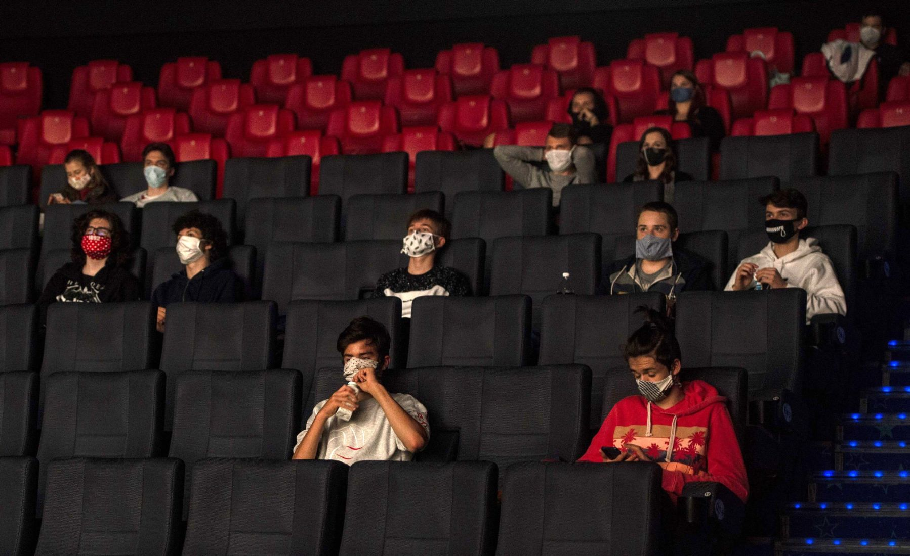 New rules for Thai cinemas to re-open in Phase 3   The Thaiger