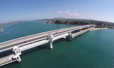 Fortress Phuket remains sealed off from the mainland | The Thaiger