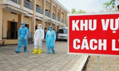 Cập nhật tình hình COVID-19 tại Việt Nam (Ngày CN 24/5): Thêm 1 ca nhiễm nCoV mới | The Thaiger