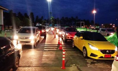 Mass exodus as 40,000 people departing Phuket | The Thaiger