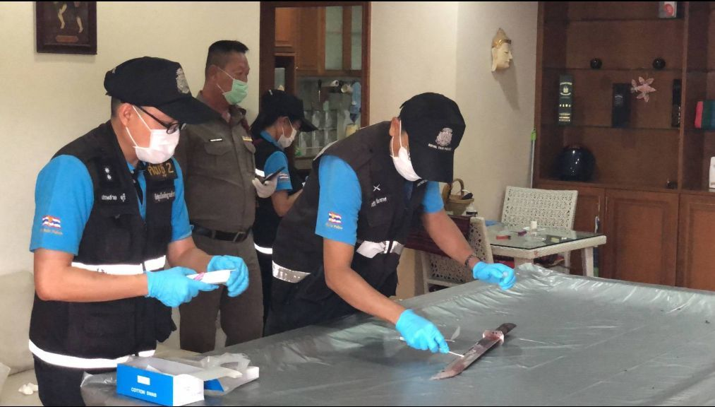 Woman brutally murdered in Chonburi | News by Thaiger